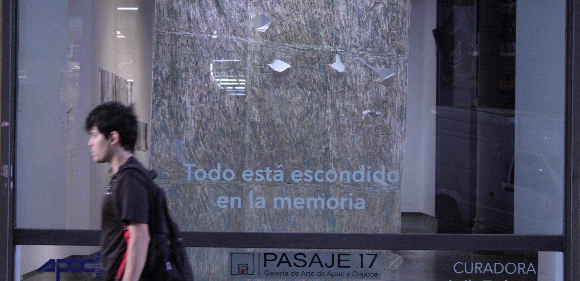 """""""Todo está oculto en la memoria"""""""