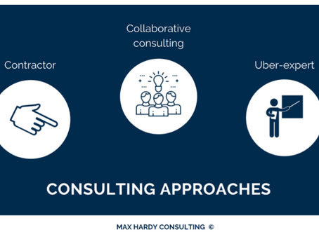 What is your approach to consulting? And… what suits a co-design process?