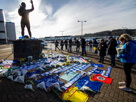 Two months on from the plane crash that killed City signing Sala