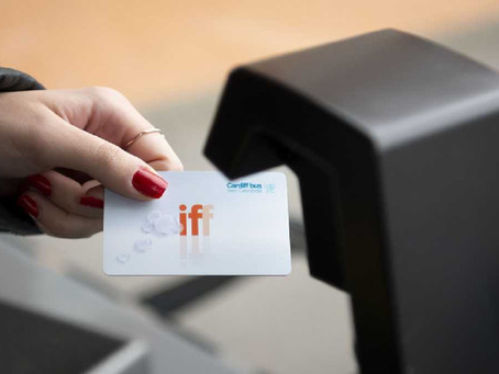 Cardiff Bus passengers urged to renew iff cards before December expiration
