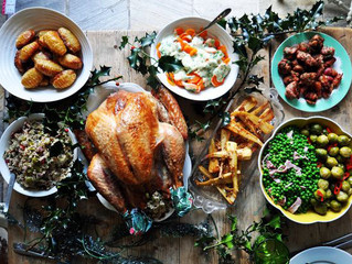 Tips for reducing weight gain over the festive holidays