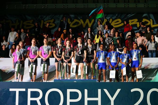 Кубок Мира по акробатической гимнастике 2018 г. Баку, Азербайджан.