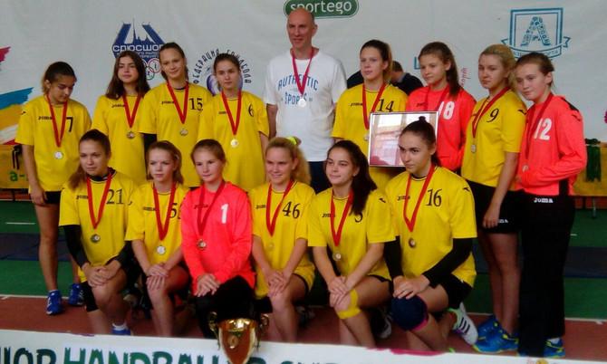 Первый гандбольный фестиваль Junior Handballer