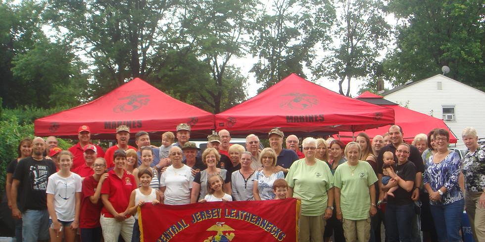 Central Jersey Annual Detachment picnic