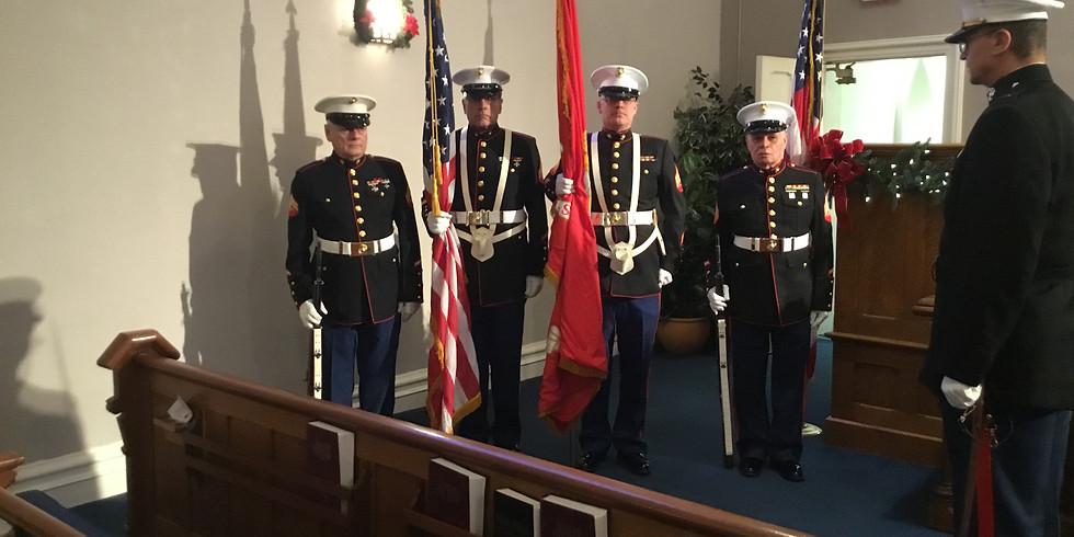 Scotch Plains Baptist Veterans Service (TBD)