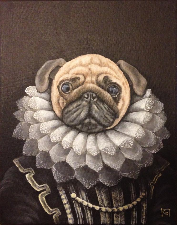 Proper Pug