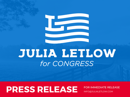 Julia Letlow, Ph.D., Qualifies as Candidate for Louisiana's 5th Congressional District