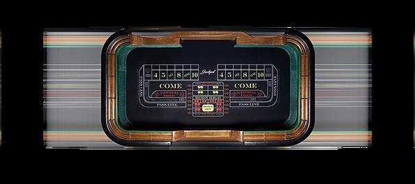 Craps table rental casino table rentals