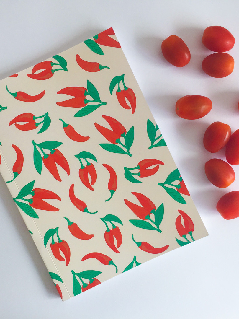 Chilli Notebook