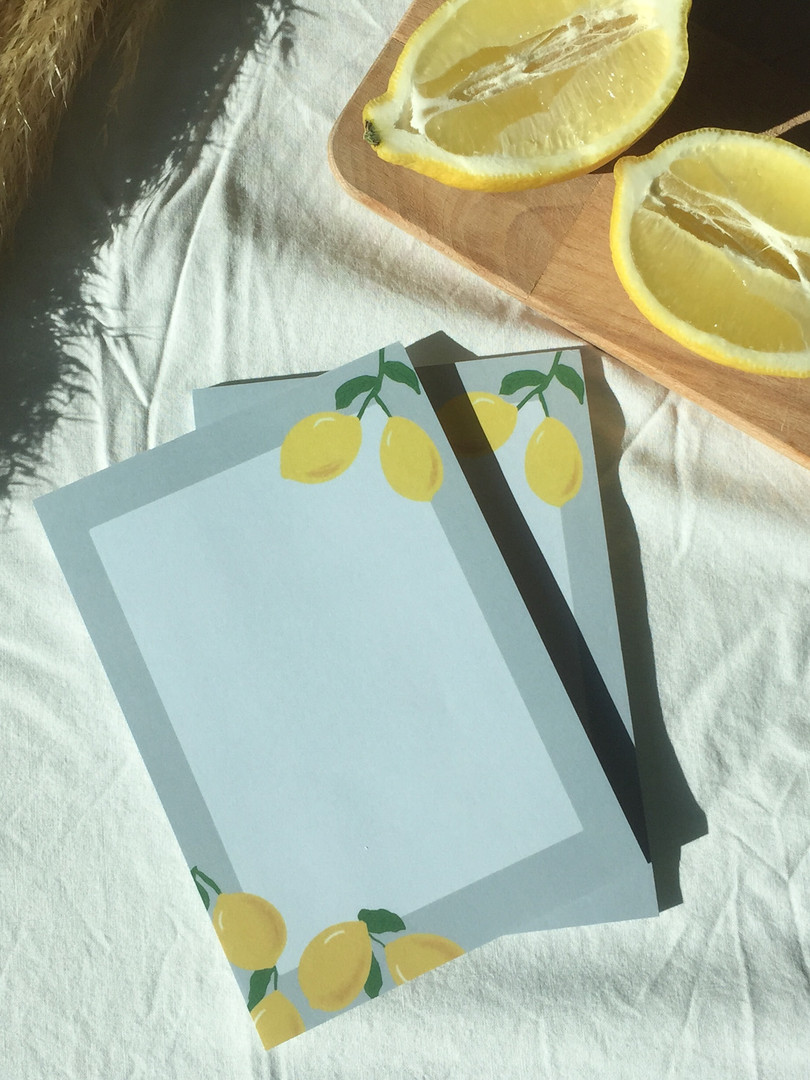 Lemon Notepad