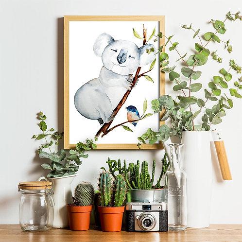 Art Print - Koala