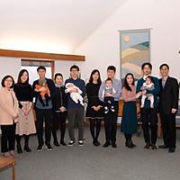 유아세례식(김리아,주아윤,황루이)