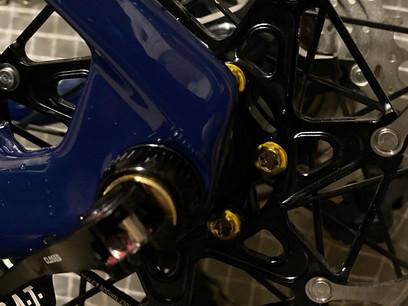 custom rotor bolts