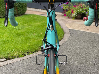Limited edition Bianchi Specialissima