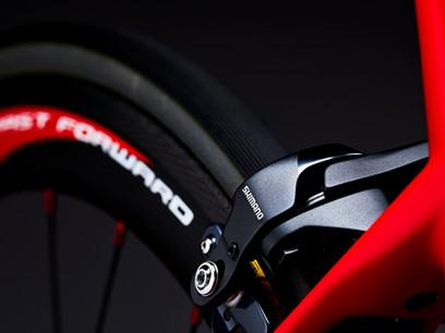 Fast forward wheel detail