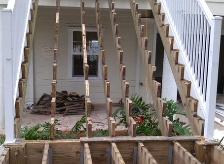 New Stairs Grace Navarre Homes