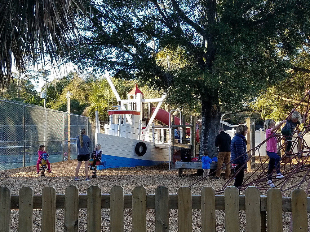 Pirate Cove Playground