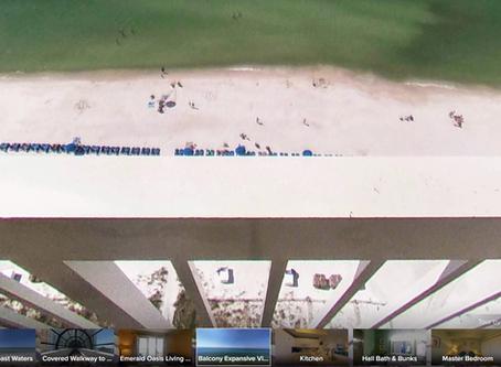 Vacation Rental Virtual Tour Panama City Beach