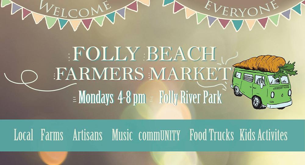 Folly Beach Farmer's Market