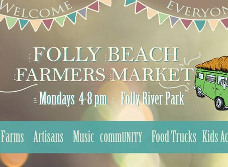 Season Opening: Folly Beach Farmer's Market