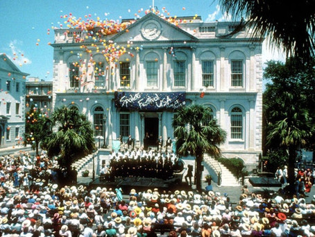 Top 5 Reasons to Visit Charleston (and Folly Beach) During Spoleto Festival