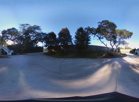360 Degrees - A Virtual View of The Seahorse Retreat & Palm Breeze Beach House