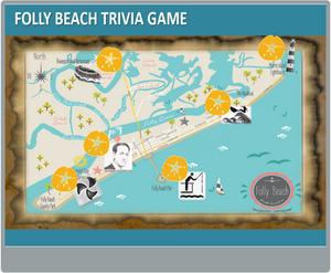 Folly Beach Trivia Game