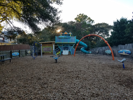Playgrounds on Folly Beach