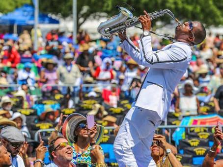 Jam and Jazz Festivals Panama City Beach, April 2019
