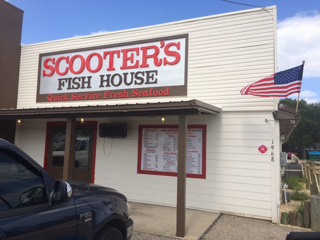 Recommended Seafood:  Scooter's (Navarre) & Stewbie's (Fort Walton Beach