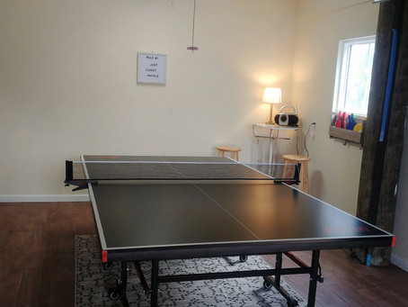 A Game of Ping Pong Anyone?