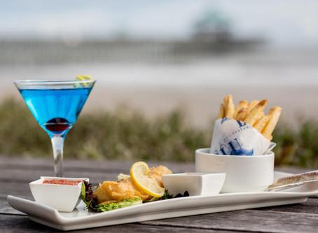 Five Best Restaurants on Folly Beach on the Water