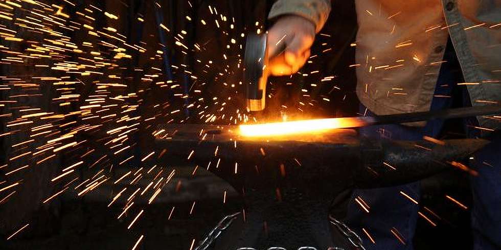 Blacksmithing 101 – By Asher Camire
