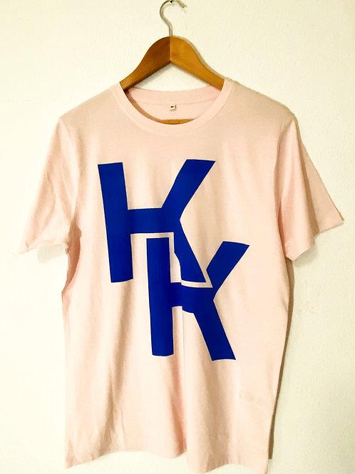 KK T-Shirt Rosa/Blau