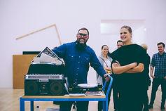 Andreas Vogel & Sara Dahme