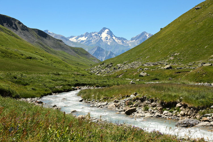 A River into la Muzelle