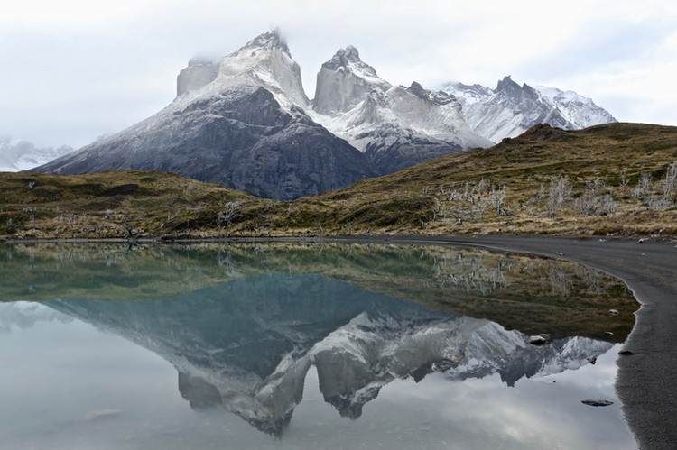 Torres Reflection 2