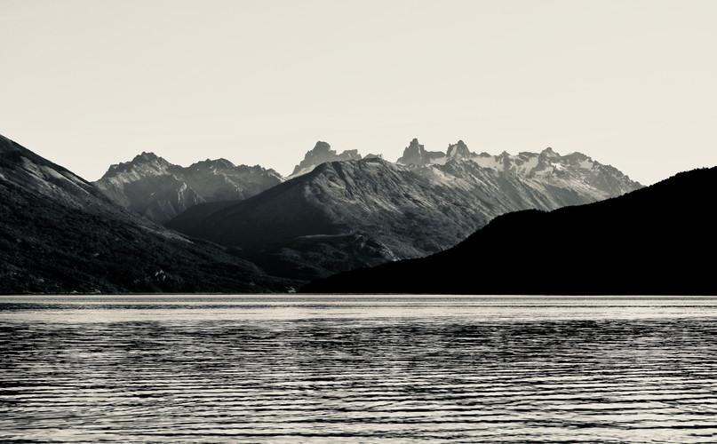 Lake and Mountain 2