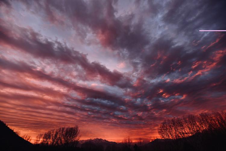 Pirque Sunset