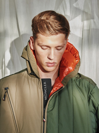 Moncler Grenoble Recycled