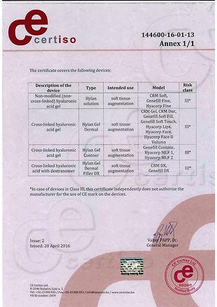 AD19_Certificate_BioScience_CE_Annex_144