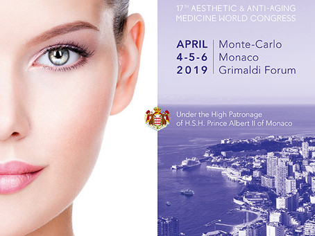 Pluryal - платнинен спонсор на AMWC, Монако