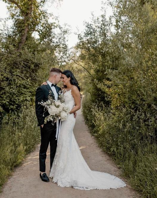 Amazing moments! Congratulations to our beautiful bride Najha