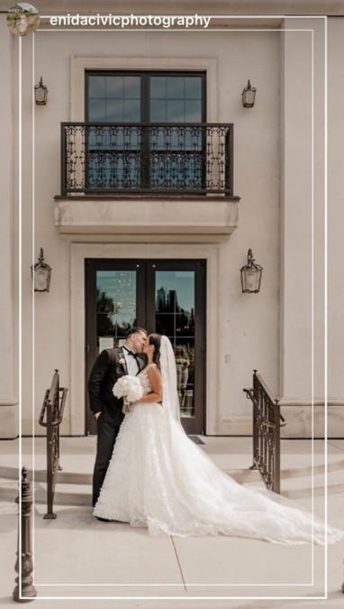 So happy in Love! Congrats to our beautiful bride Tea