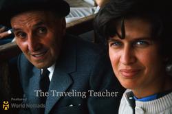Judy Burgin is The Traveling Teacher