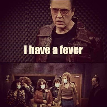 I have a fever