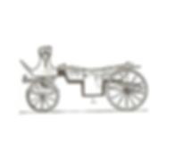 Windsor Carriages Landau. Original 1860 Landau.
