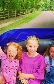 I think our princesses in the carriage y