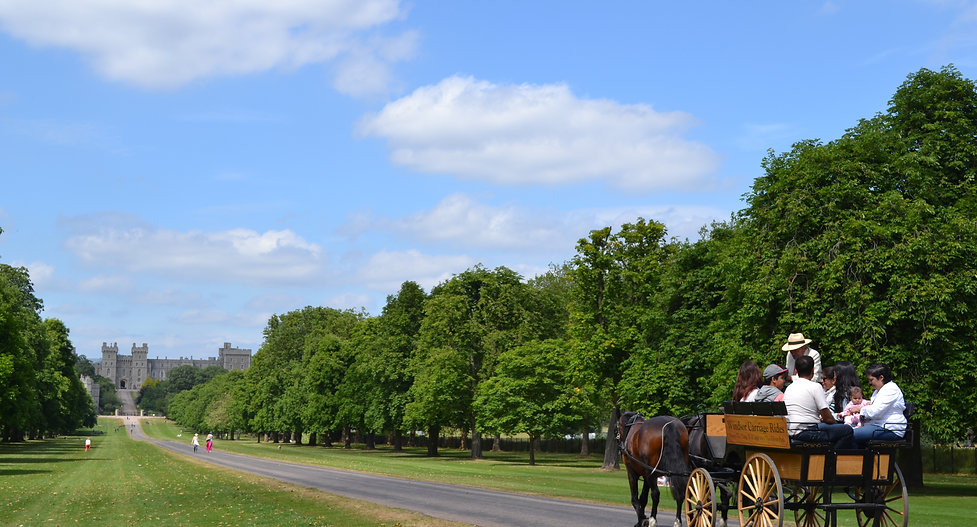 Windsor Carriages Long Walk