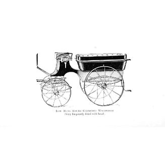 Wagonnette carriage